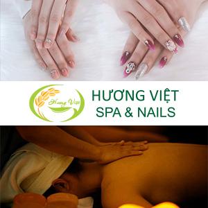 Huong Viet Spa & Nail|レタントンのコスパ最高のスパ・ネイル