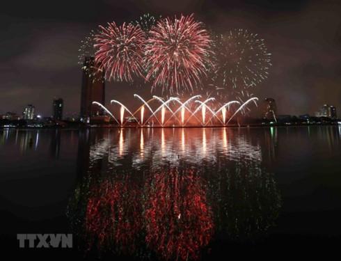 ダナン国際花火大会、6月開催へ,ベトナム,花火,大会,フェスティバル