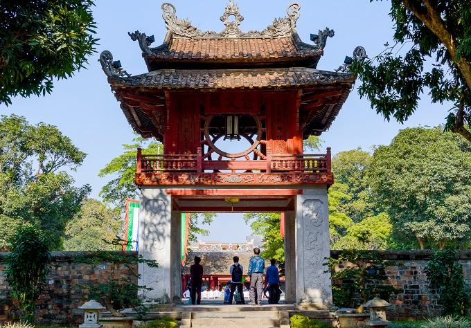 ハノイ、トリップアドバイザーで『世界の人気観光地』に選出