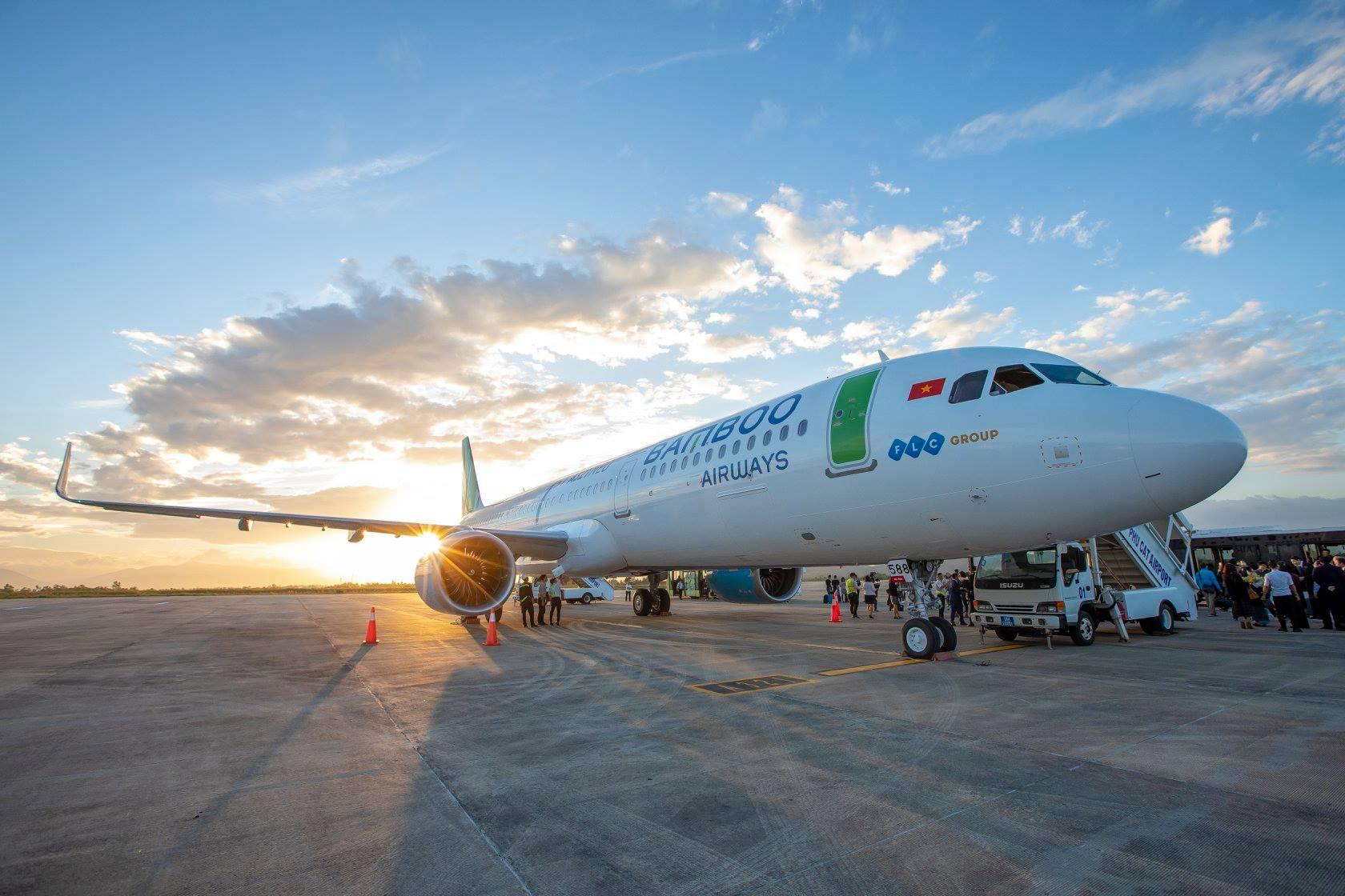 バンブー航空、GWにハノイー茨城間チャーター便運航,ベトナム,茨城,ハノイ,バンブー航空