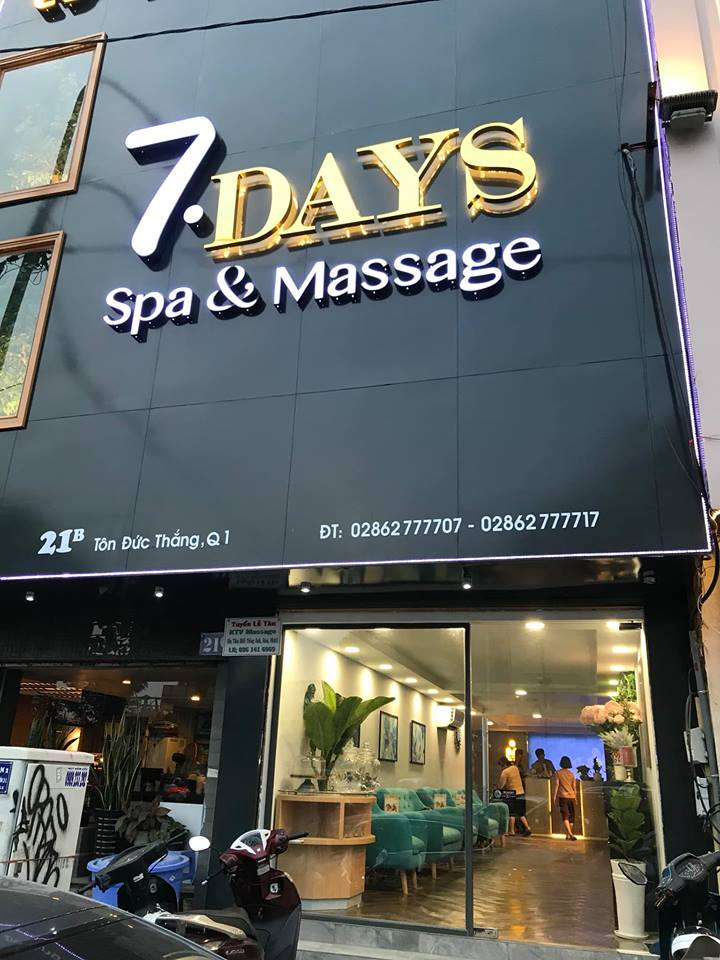 レタントン近くの【7 Days Spa & Massage】ではパッケージコースが20%OFFに!