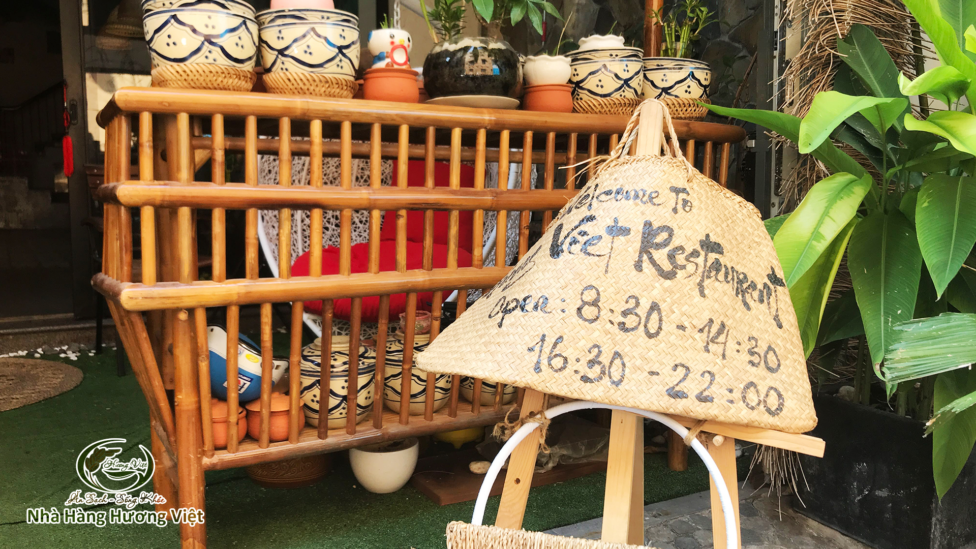 【Huong Viet Restaurant】営業時間変更のお知らせ