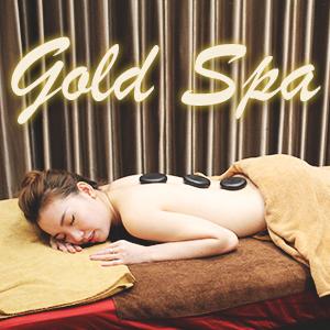 Gold Spa|タイバンルンにある高級感のあるおすすめスパ