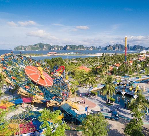 トゥアンチャウ島、2億ドル規模の複合型リゾート開発へ
