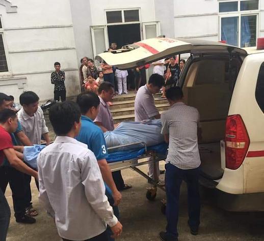 ベトナム北部、麻薬密輸業者に撃たれ国境警備隊死亡,ベトナム,麻薬,ポステ