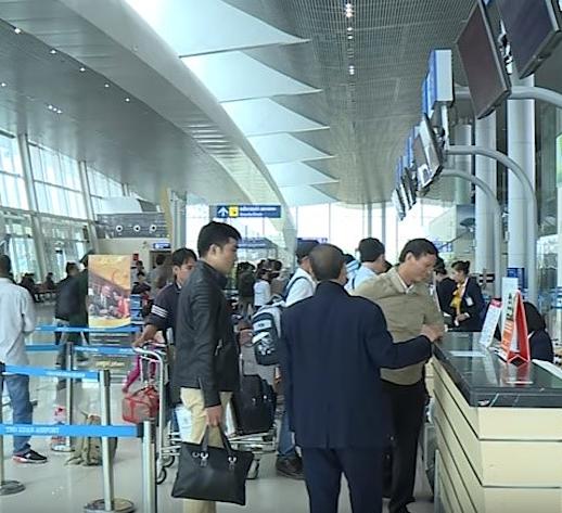 空港職員を暴行、乗客逮捕,ベトナム,飛行機,ポステ,タインホア省