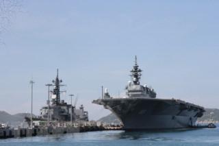 日本の海自護衛艦、ベトナムに寄港,自衛隊,海自,戦艦,護衛艦
