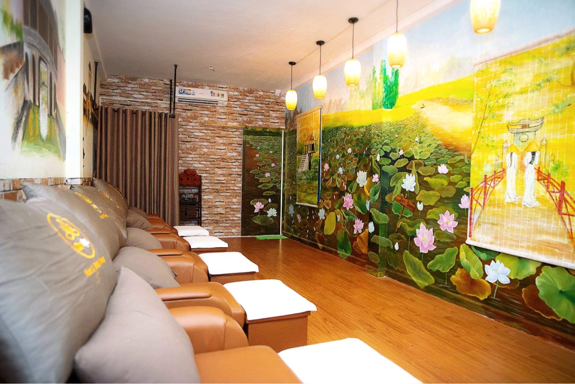 ホーチミンで安くマッサージを受けるならココ!! 「Zen Spa」2号店がオープン!!