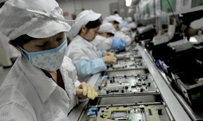 電子大手Foxconn、ベトナムにテレビ工場新設か