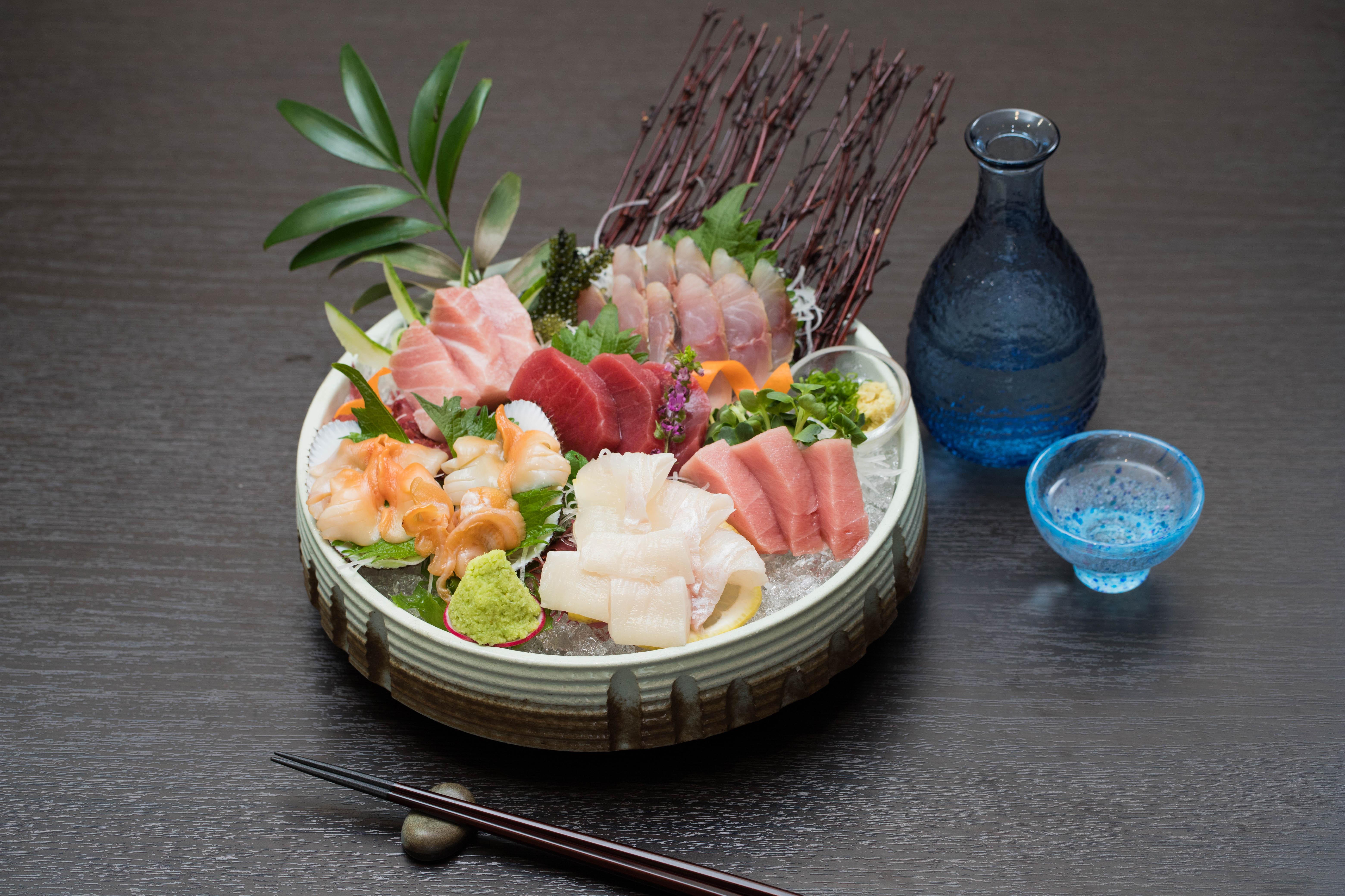 和食居酒屋【Kai】|7月限定で贅沢な刺身盛り合わせが全品半額!! 平日夜間と土日終日