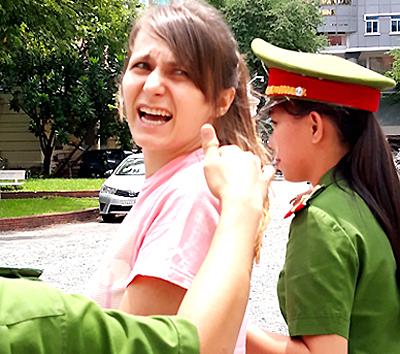 ホーチミンで売春組織運営のロシア人女性、懲役3年に