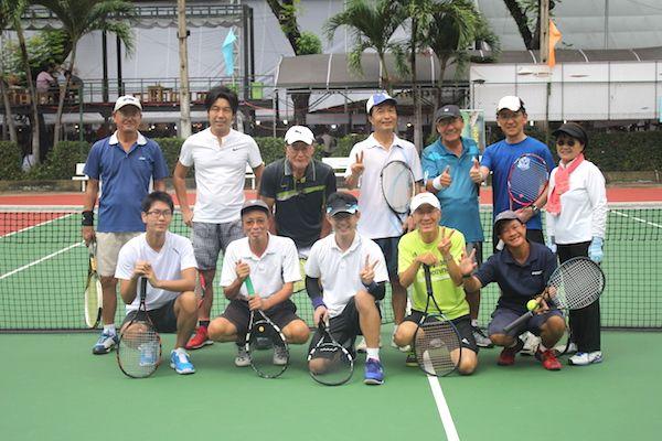 テニスが好きでゲームを楽しみたい方必見!参加自由なテニスサークル【3Aジャパンテニスクラブ】