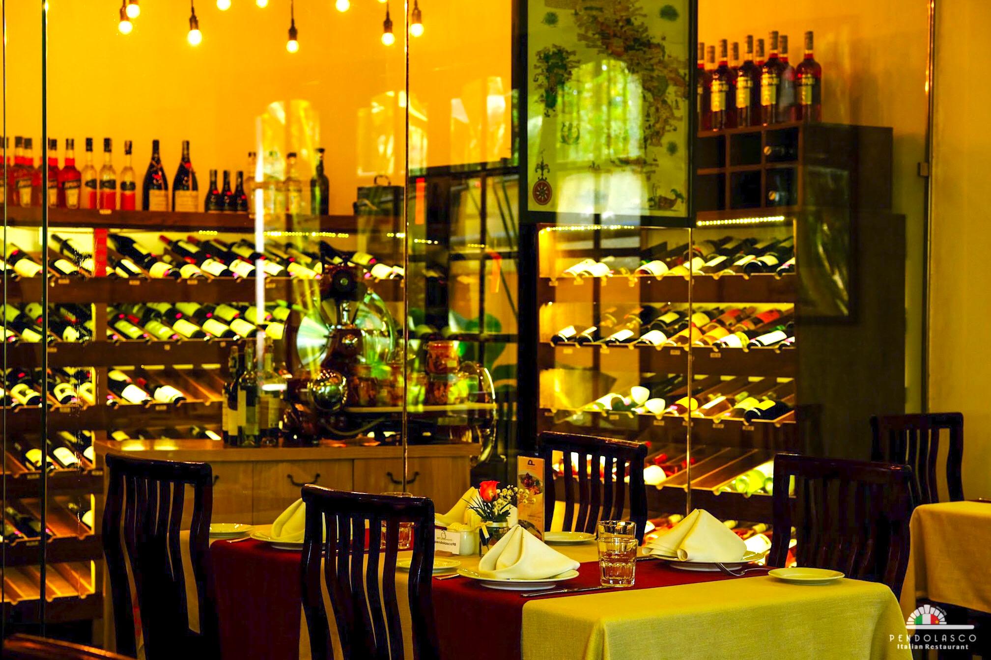 ホーチミン,イタリアン,レストラン,おしゃれ,ペンドラスコ,Pendolasco,タオディエン