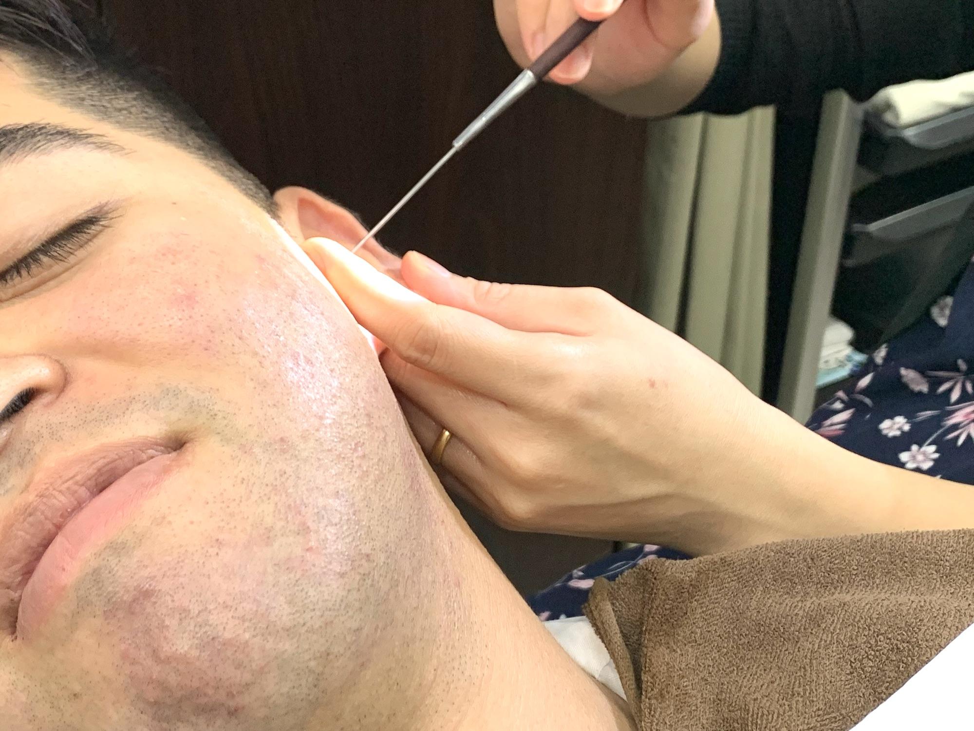 アトリエファイン,ホーチミン,美容室,美容院,日本人,耳掻き,耳かき,おすすめ