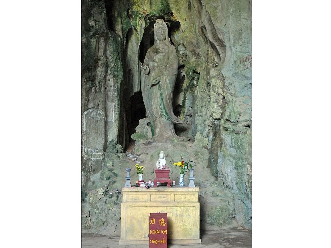 ダナン,五行山,ホアギエム洞窟