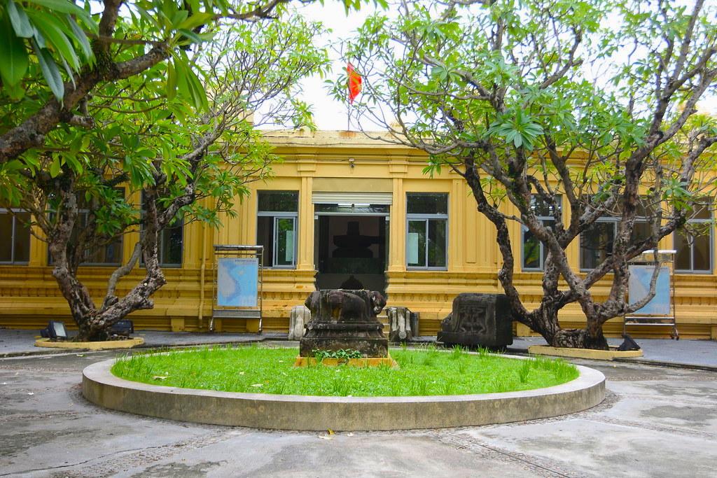 ベトナム,ダナン,観光,チャム彫刻博物館