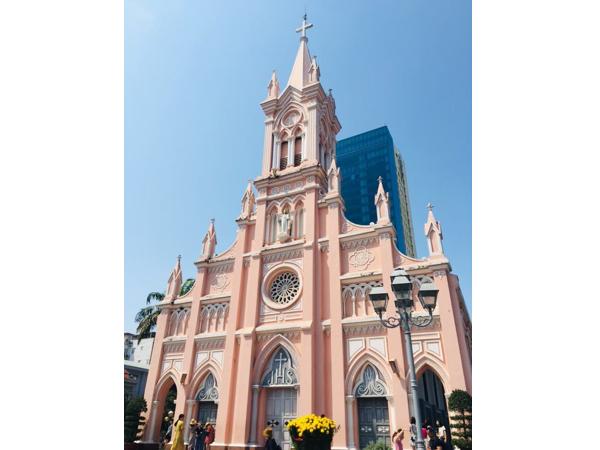 ベトナム,ダナン,ダナン大聖堂